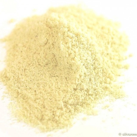 Amande poudre blanchie pur fruit de l'amandier 1 kg
