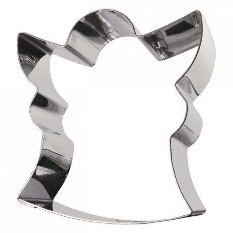 Angel stainless steel H30 75x70 mm (pack of 6)