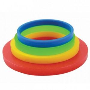 PME Rolling Pin Guide Rings Large Set/4