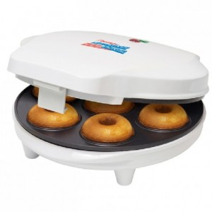 Appareil à donuts Bestron Américan Dream