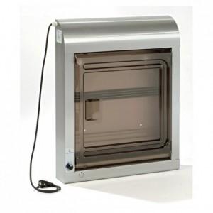 Armoire de décontamination barre magnétique (10 couteaux)