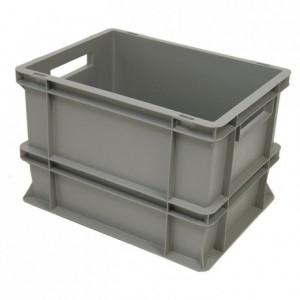 Bac à vaisselle gerbable 400 x 300 x 270 mm