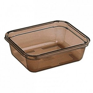 Gastronorm container Alto + GN 1/2 325 x 265 x 100 mm