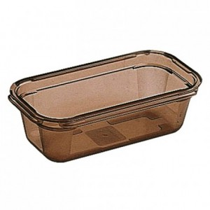 Gastronorm container Alto + GN 1/3 325 x 176 x 100 mm