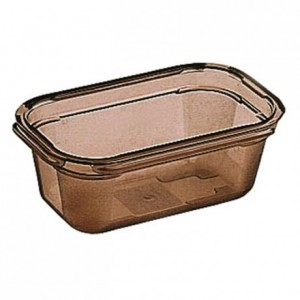 Gastronorm container Alto + GN 1/4 265 x 162 x 100 mm