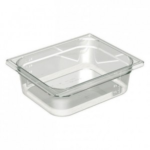 Gastronorm container Cristal + GN 1/2 325 x 265 x 65 mm
