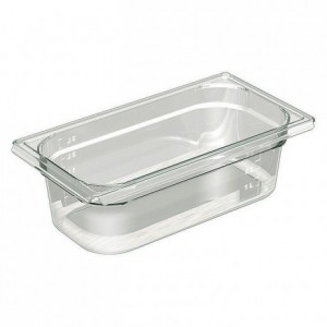Gastronorm container Cristal + GN 1/3 325 x 176 x 65 mm