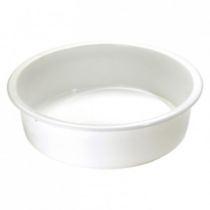 Round dough container 14 L