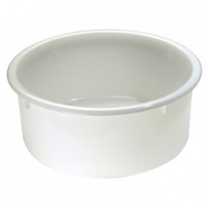 Round dough container 20 L