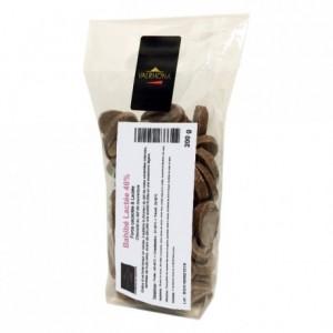Bahibe Lactée 46% chocolat au lait de couverture pur République Dominicaine fèves 200 g