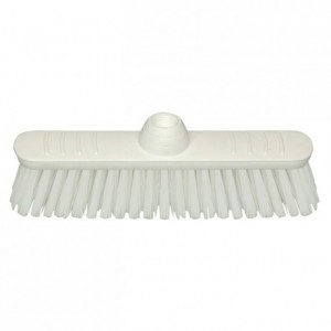 White broom L 385 mm