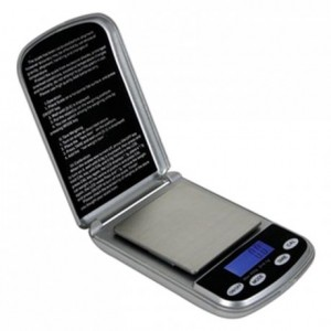 Balance électronique de précision 0,1 g 500 g