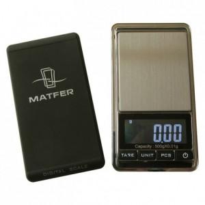 Balance de poche 500 g précision 0,1 g
