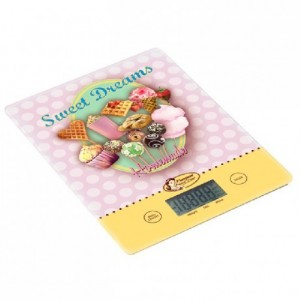 Bestron Sweet Dreams Digital Kitchen Scale