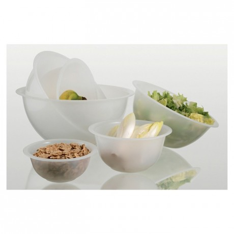 Hemispherical mixing bowl PP Ø 280 mm