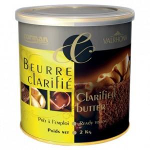 Beurre liquide clarifié 2 kg