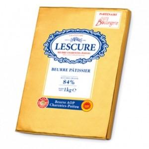 Beurre sec de feuilletage AOC Poitou-Charente 1 kg