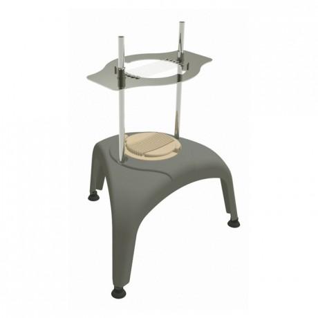 Bloc fils portionneur coupe-oeufs rondelles 5 mm pour Multicoupe option coupe-oeufs / coupe-fromage