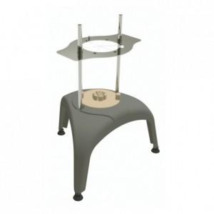 Bloc fils portionneur coupe-oeufs 6 quartiers pour Multicoupe option coupe-oeufs / coupe-fromage