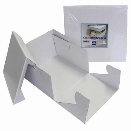 Boîte à gâteau PME 15 x 15 x 15 cm
