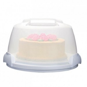 Wilton Portable Cake Caddy Round