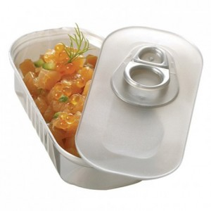 Sardine boxe grey 8 cl (set of 200)