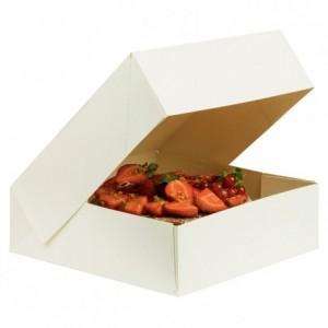 Savarin box 230 x 230 mm (50 pcs)