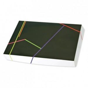 Decorative cake box Prestige 425 x 285 x 60 mm (25 pcs)