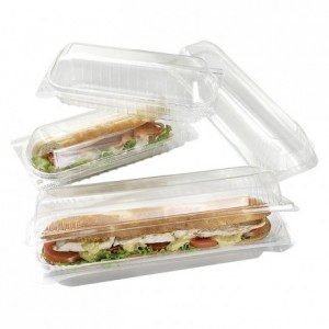 Baguette sandwich box L 310 mm (375 pcs)