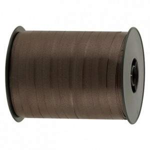 Bolduc bobine marron 500 m x 7 mm