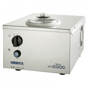 Bol inox 1,7 L pour machine à glace Gelato Pro 2000