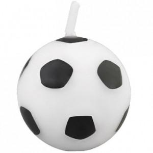 Bougies football Wilton 6 pièces
