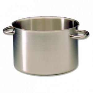 Braisière cylindrique Excellence sans couvercle Ø 400 mm