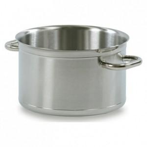 Braisière cylindrique Tradition sans couvercle Ø 280 mm