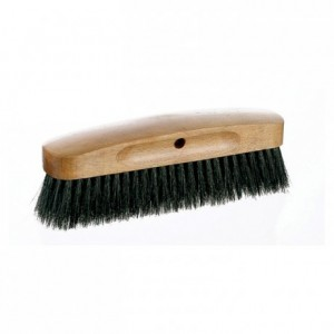Flour brush black 210 x 45 mm