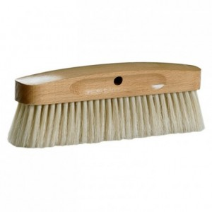 Flour brush white 210 x 45 mm