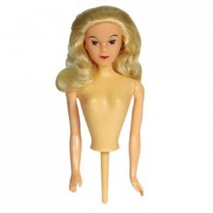 Buste sur pique PME blonde