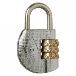 Combination padlock