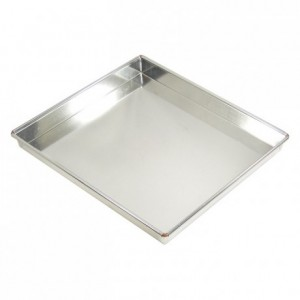 Baking sheet tin H35 mm 350x250 mm