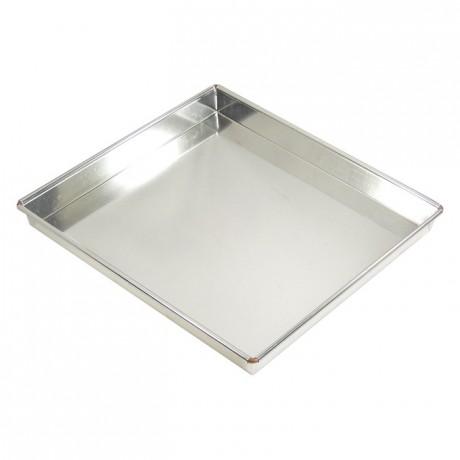 Baking sheet tin H35 mm 400x300 mm