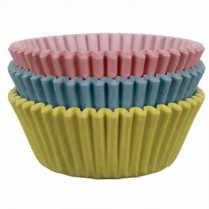 Caissettes à cupcakes PME Pastel 60 pièces