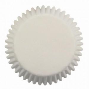 Caissettes à cupcakes PME White 60 pièces