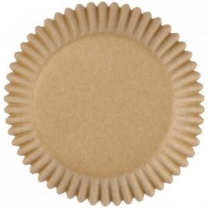 Caissettes mini Wilton Unbleached 100 pièces
