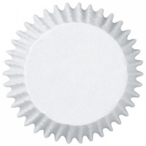 Wilton Mini Baking cups White pk/100