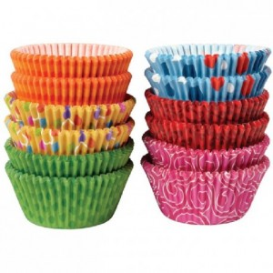Wilton Baking Cups Assorted Seasons pk/300
