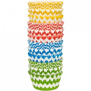 Wilton Baking Cups Chevron pk/300