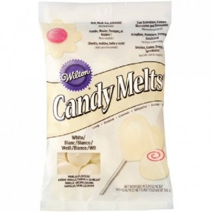 Candy Melts® Wilton blanc 340 g