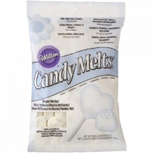 Candy Melts® Wilton blanc brillant 340 g