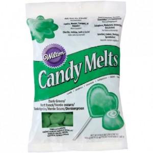 Candy Melts® Wilton vert foncé 340 g