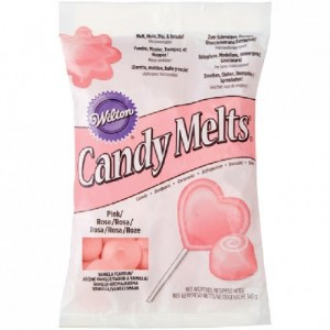 Candy Melts® Wilton rose 340 g